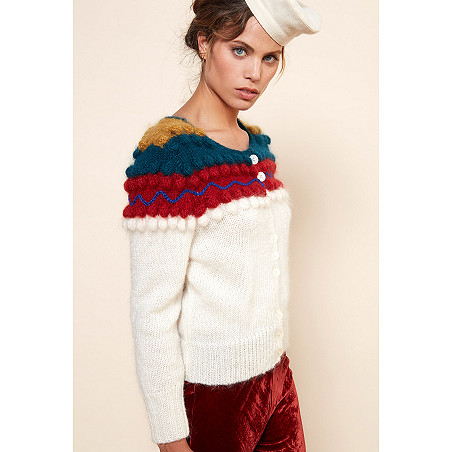clothes store KNITTED   Manolo french designer fashion Paris
