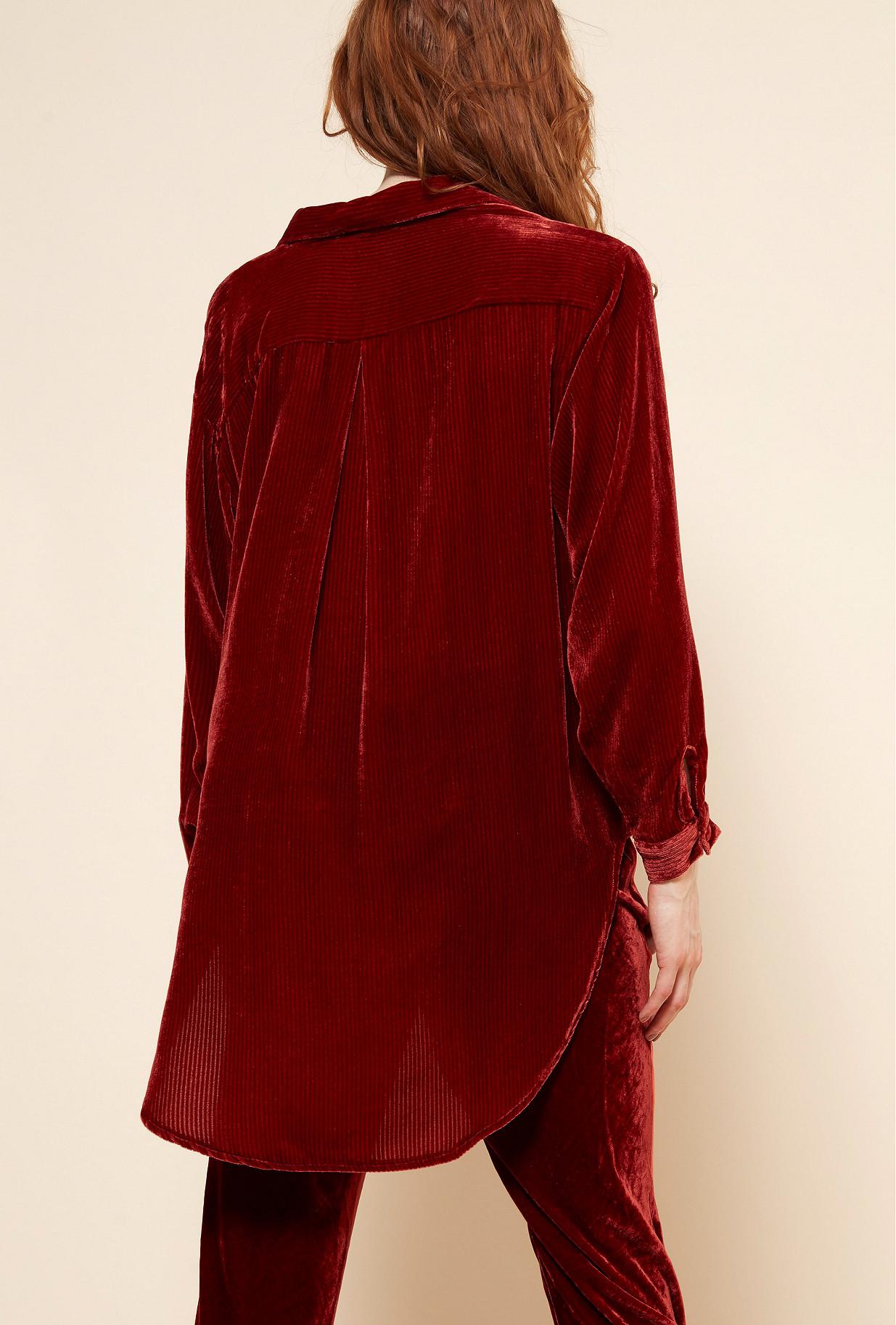Paris boutique de mode vêtement CHEMISE créateur bohème  Matteo