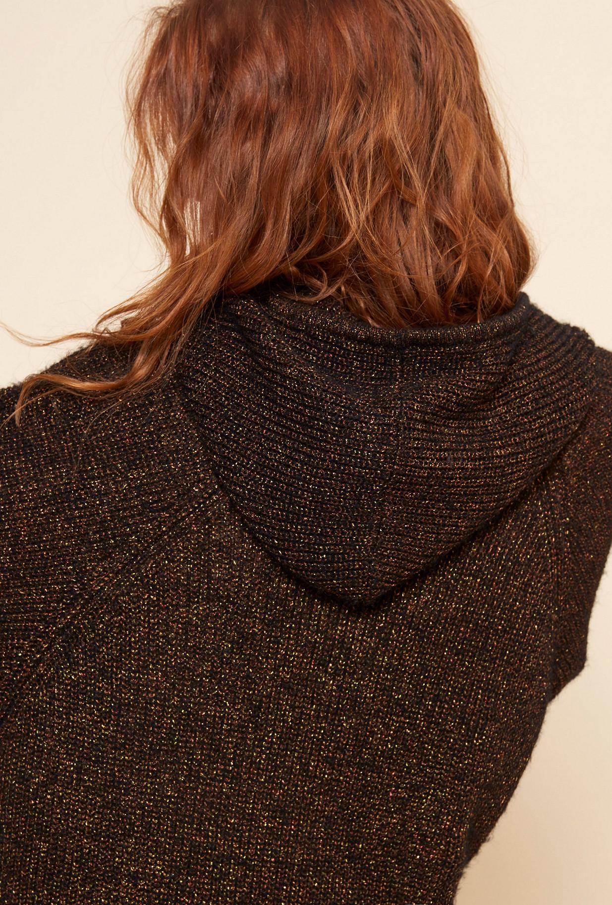 Bronze  Knit  Mauresque Mes demoiselles fashion clothes designer Paris