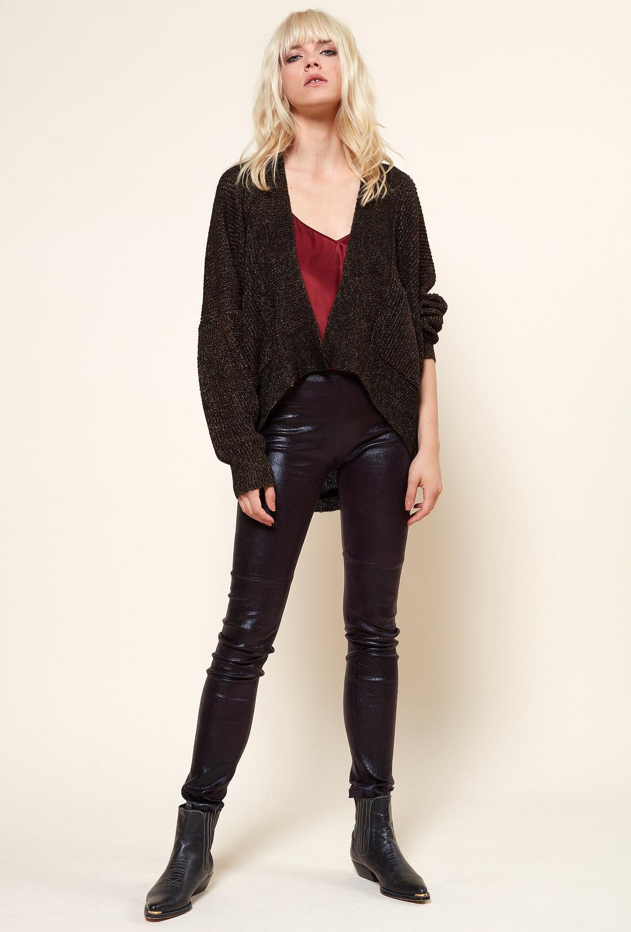 Paris clothes store Knit Mauri french designer fashion Paris