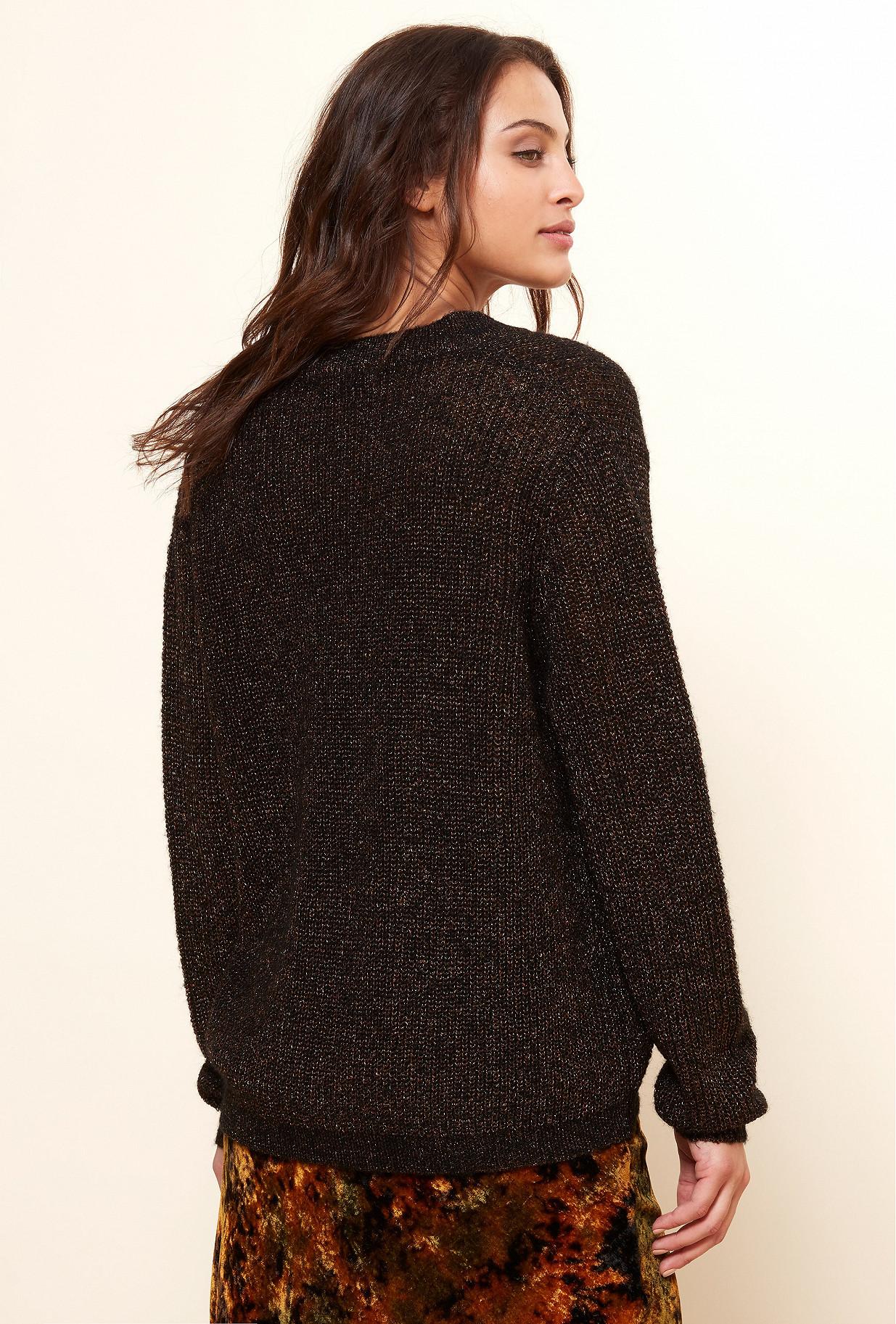 Bronze  Knit  Morisco Mes demoiselles fashion clothes designer Paris