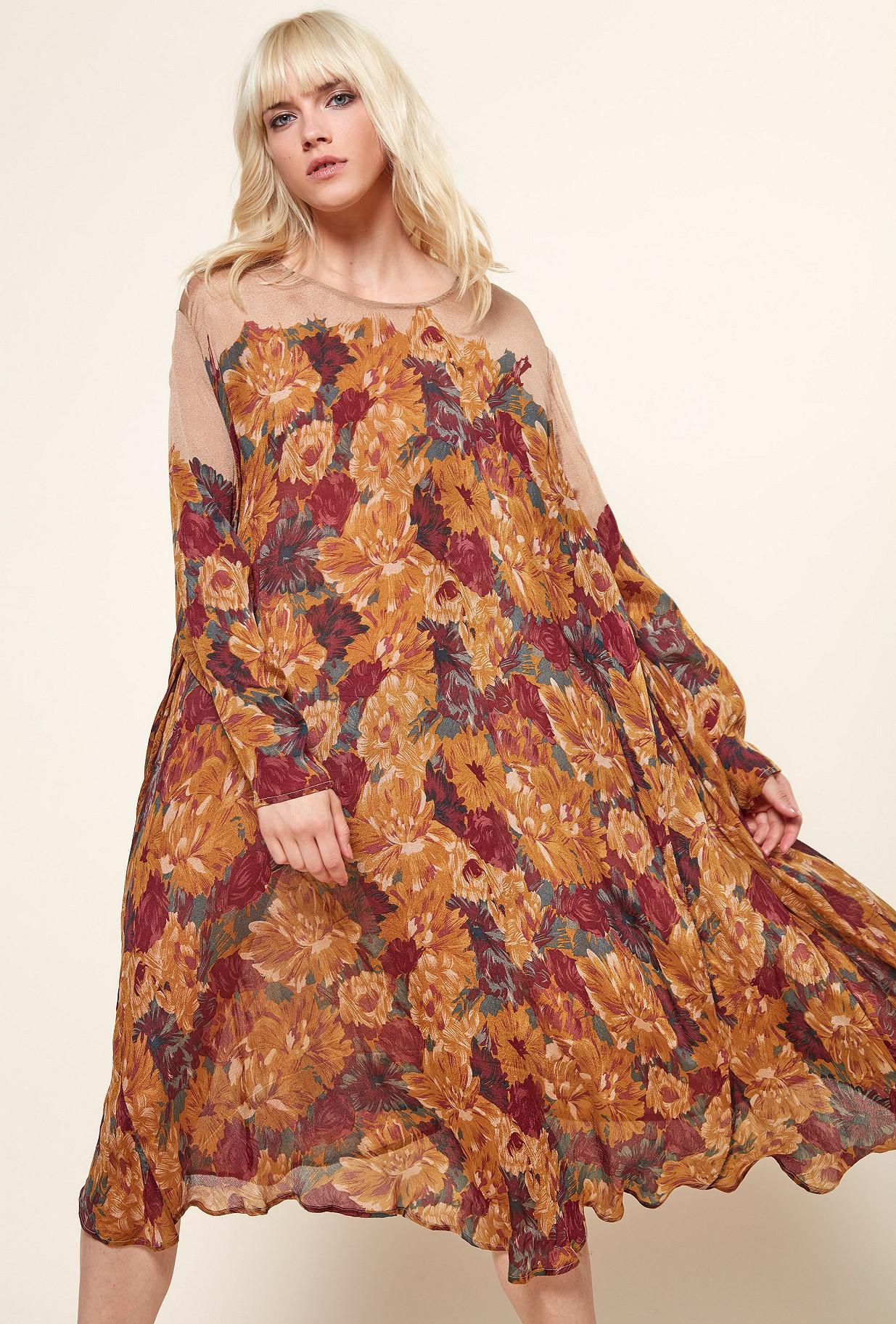 Robe Odile Mes Demoiselles coloris Imprimé fleuri