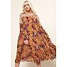 Paris boutique de mode vêtement Robe créateur bohème  Odile