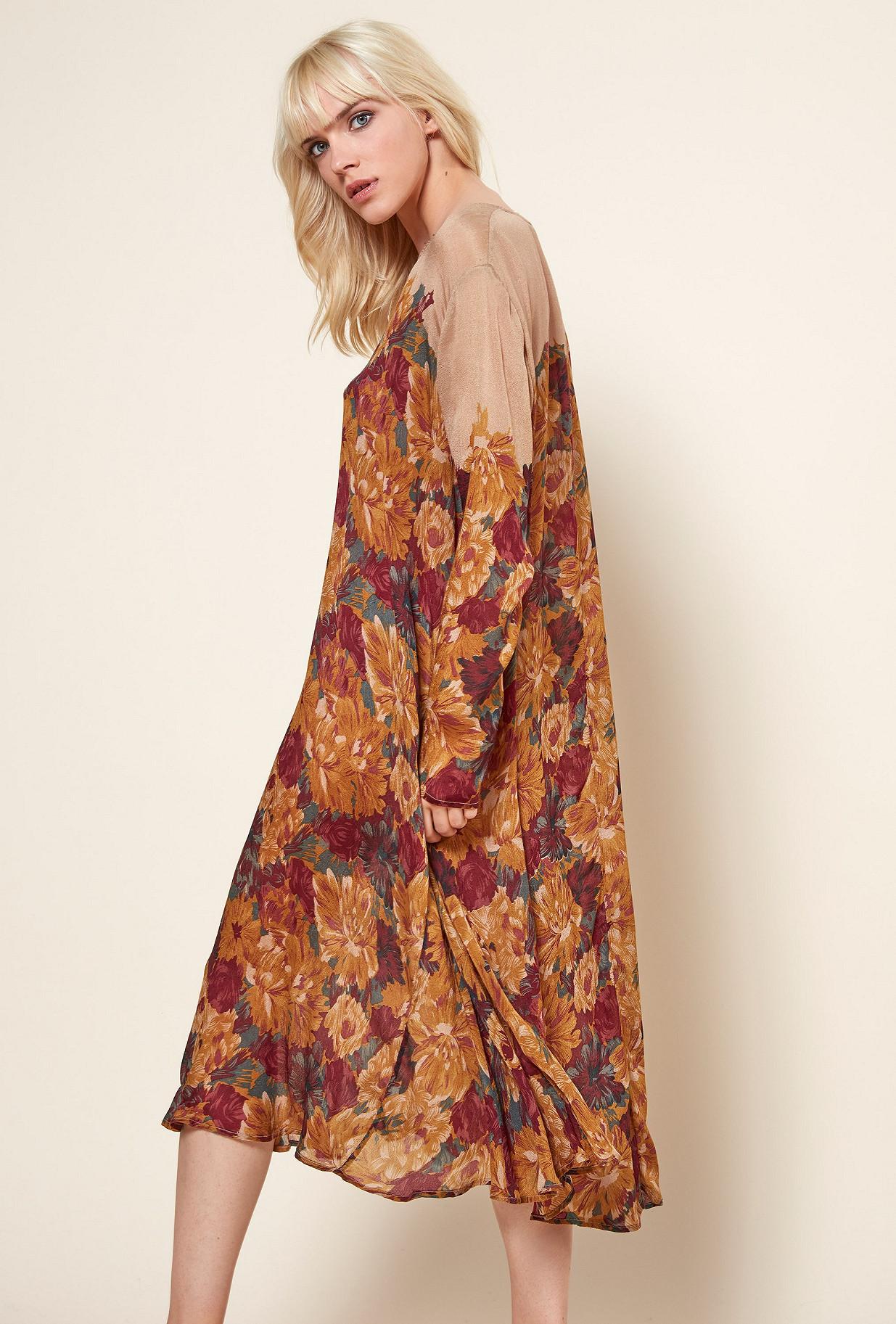 Floral print Dress Odile Mes Demoiselles Paris
