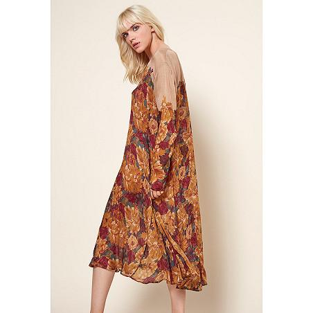 boutique de vetement Robe createur boheme  Odile