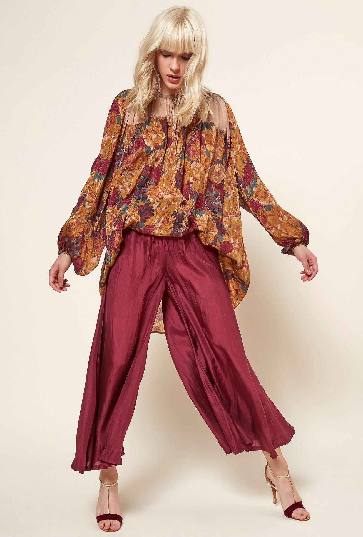 Paris clothes store Blouse  Orel french designer fashion Paris