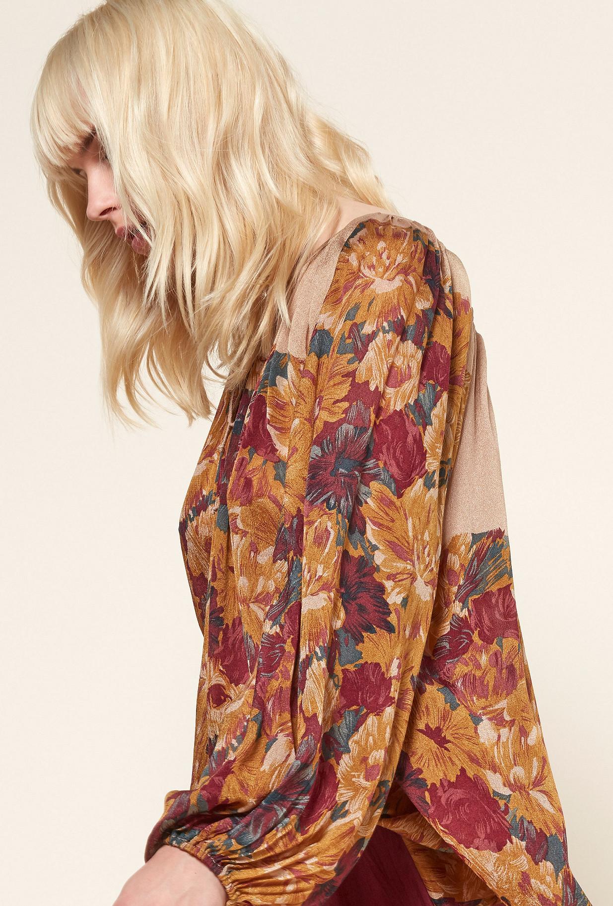 Paris boutique de mode vêtement Blouse créateur bohème  Orel