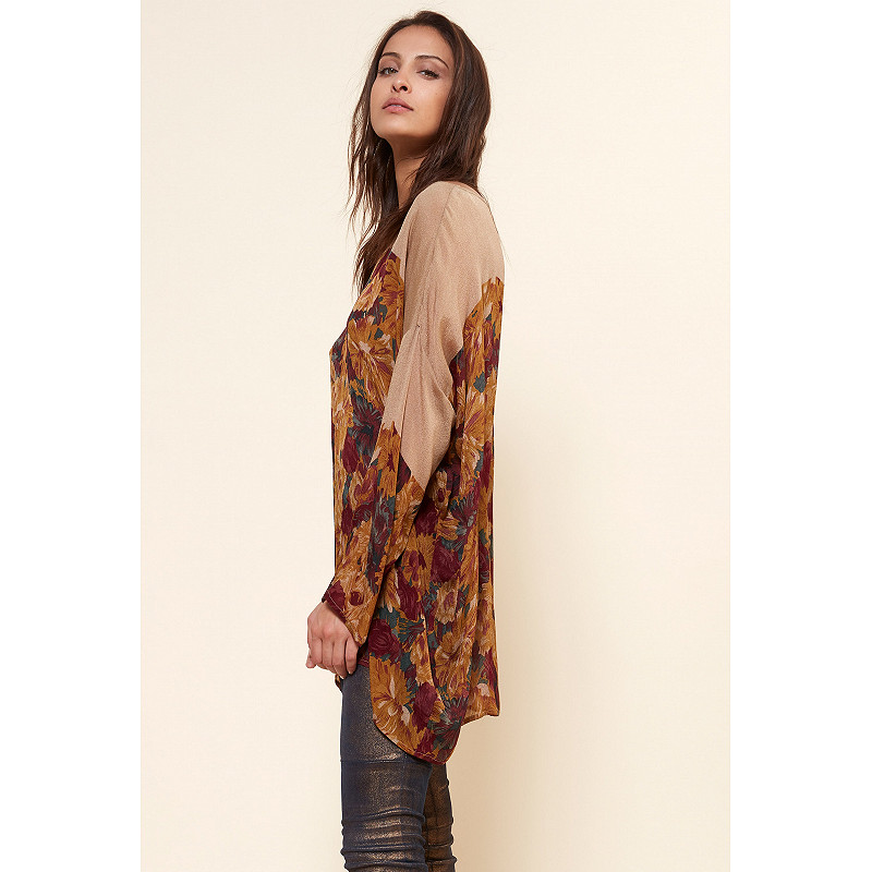 Paris boutique de mode vêtement Blouse créateur bohème  Ovide