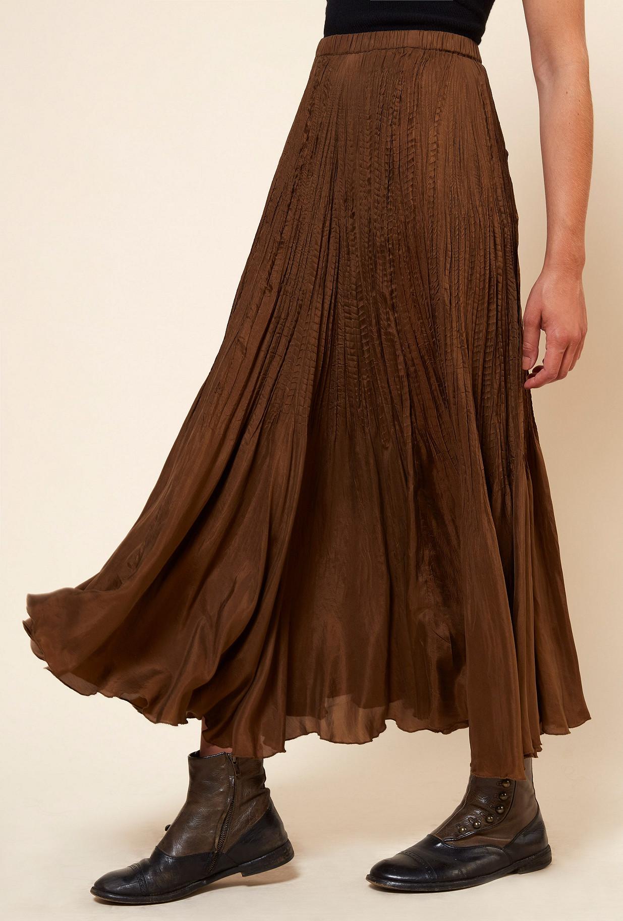 Paris boutique de mode vêtement Jupe créateur bohème  Phedre