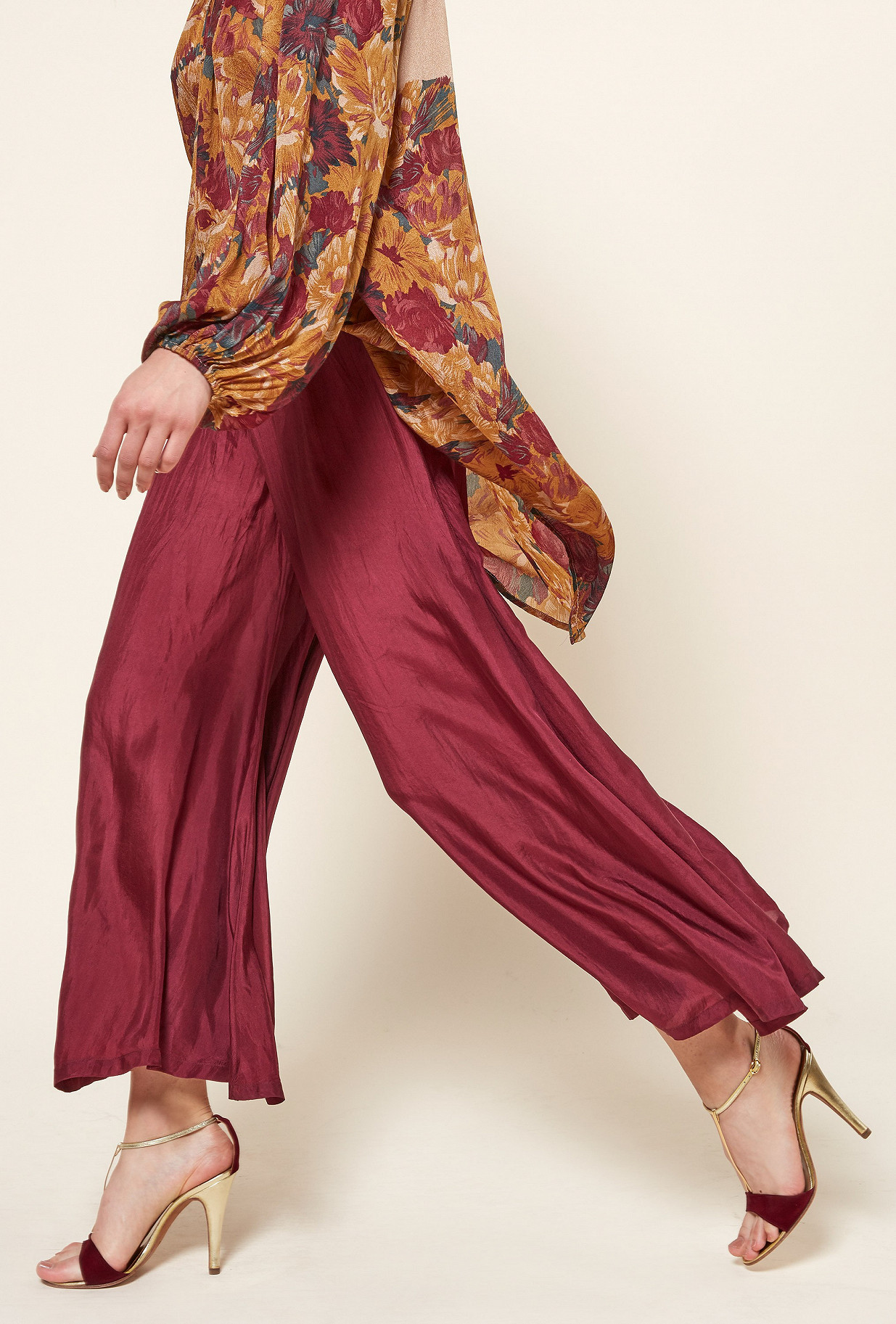 Berry  PANT  Phoebus Mes demoiselles fashion clothes designer Paris