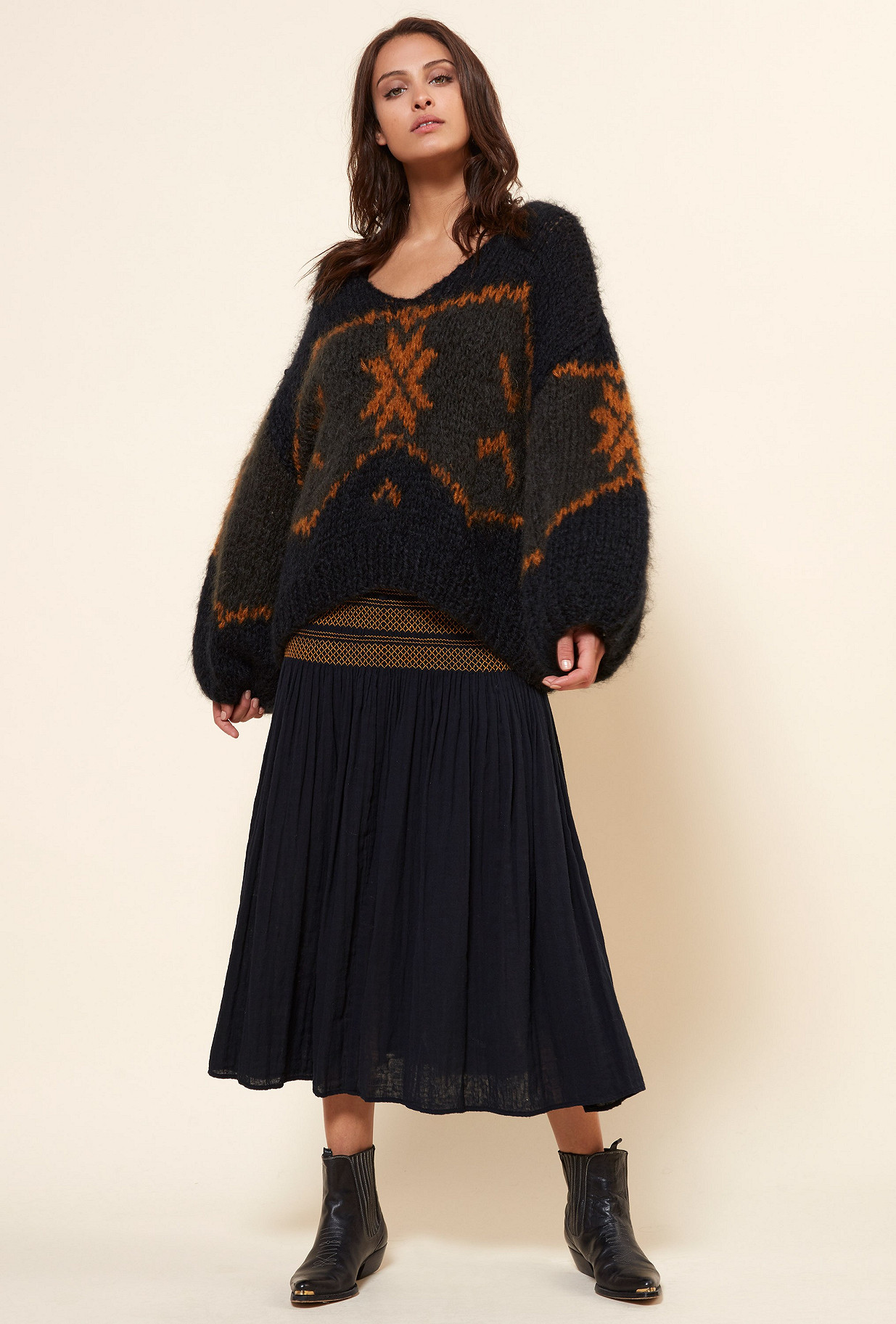 Paris clothes store Sweater  Sigmund french designer fashion Paris