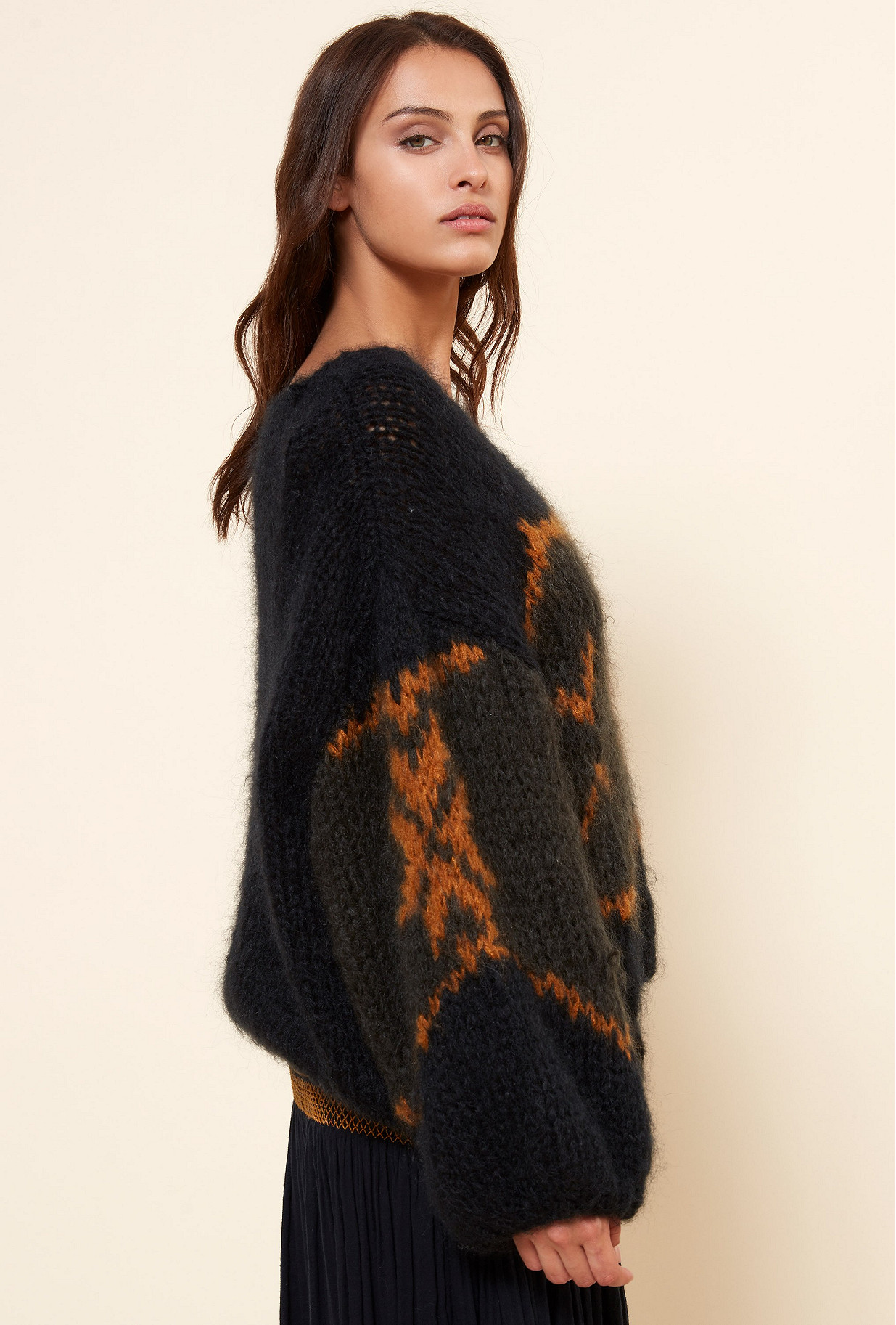 Black Sweater Sigmund