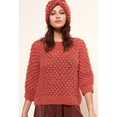 clothes store KNITS  Snow Flake french designer fashion Paris