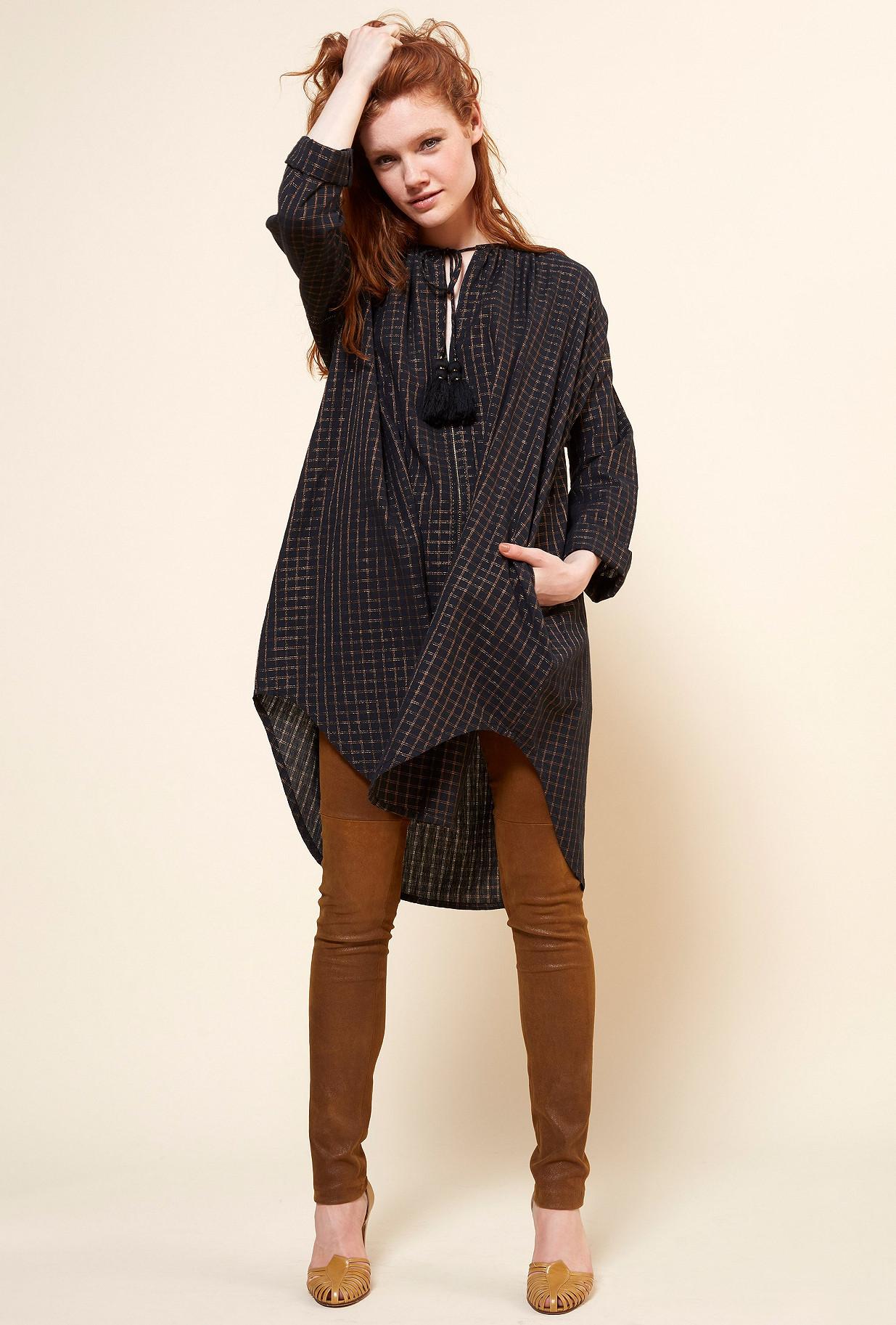 Robe Noir Stella