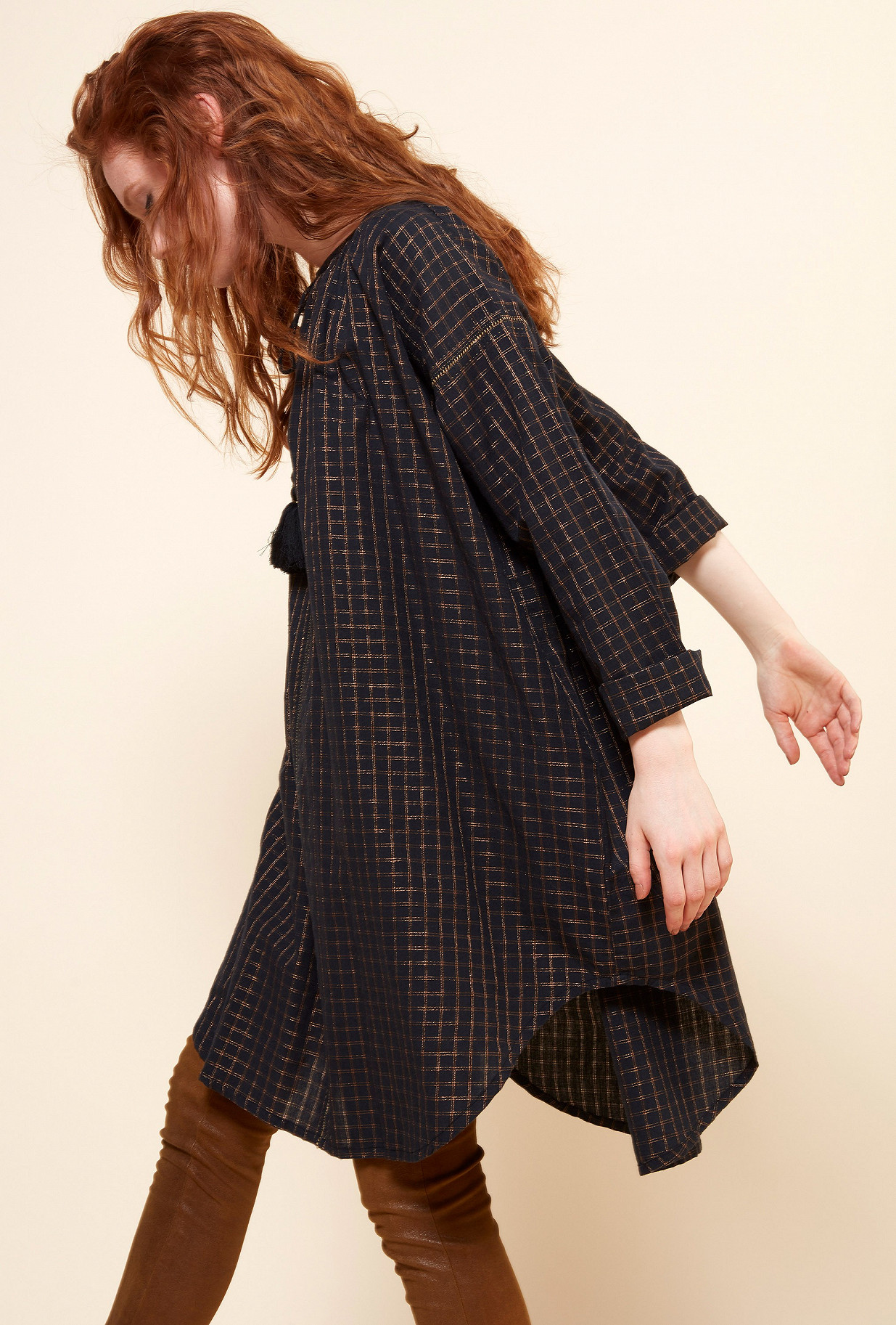 Paris boutique de mode vêtement Robe créateur bohème  Stella