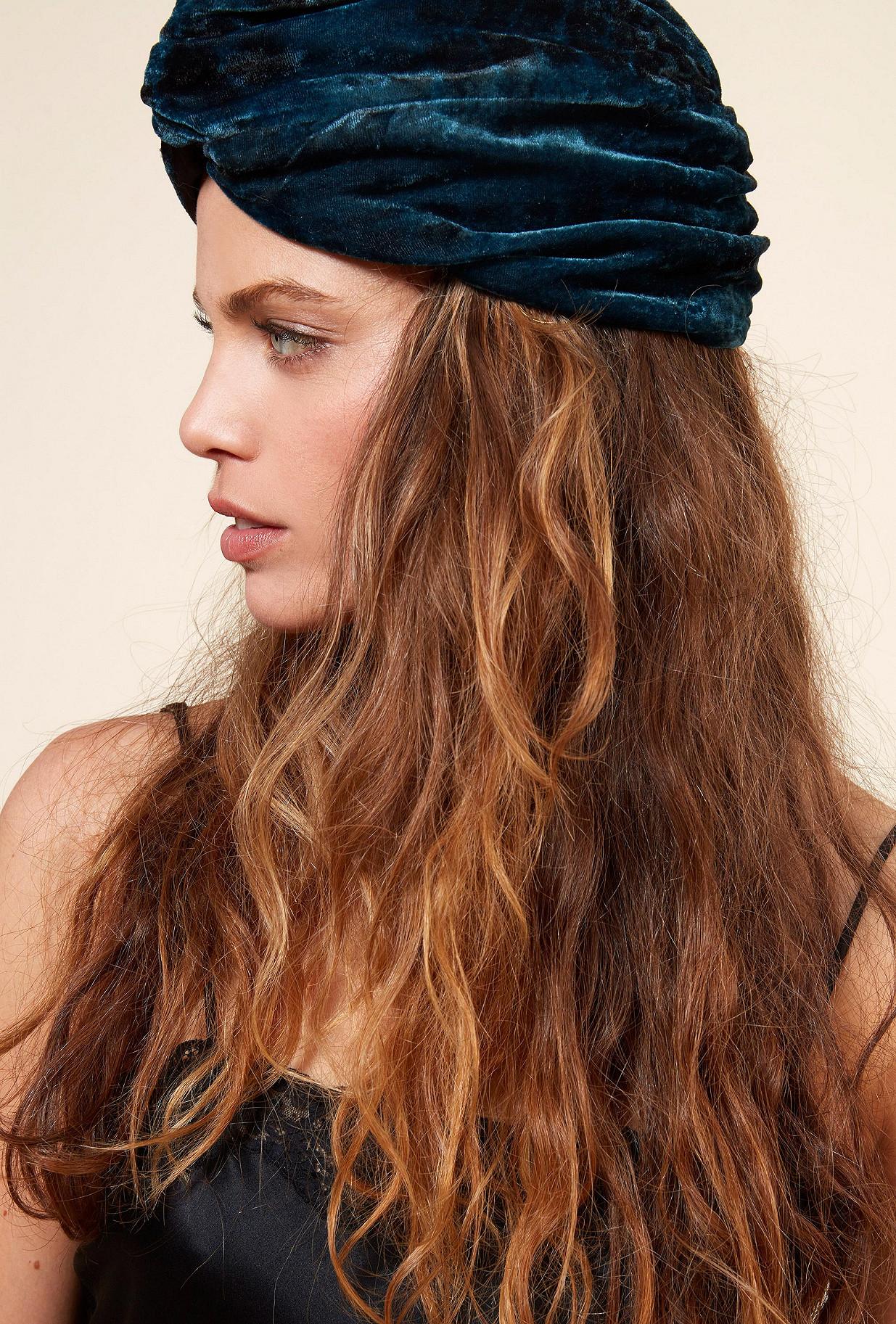 Paris boutique de mode vêtement Turban créateur bohème  Suez