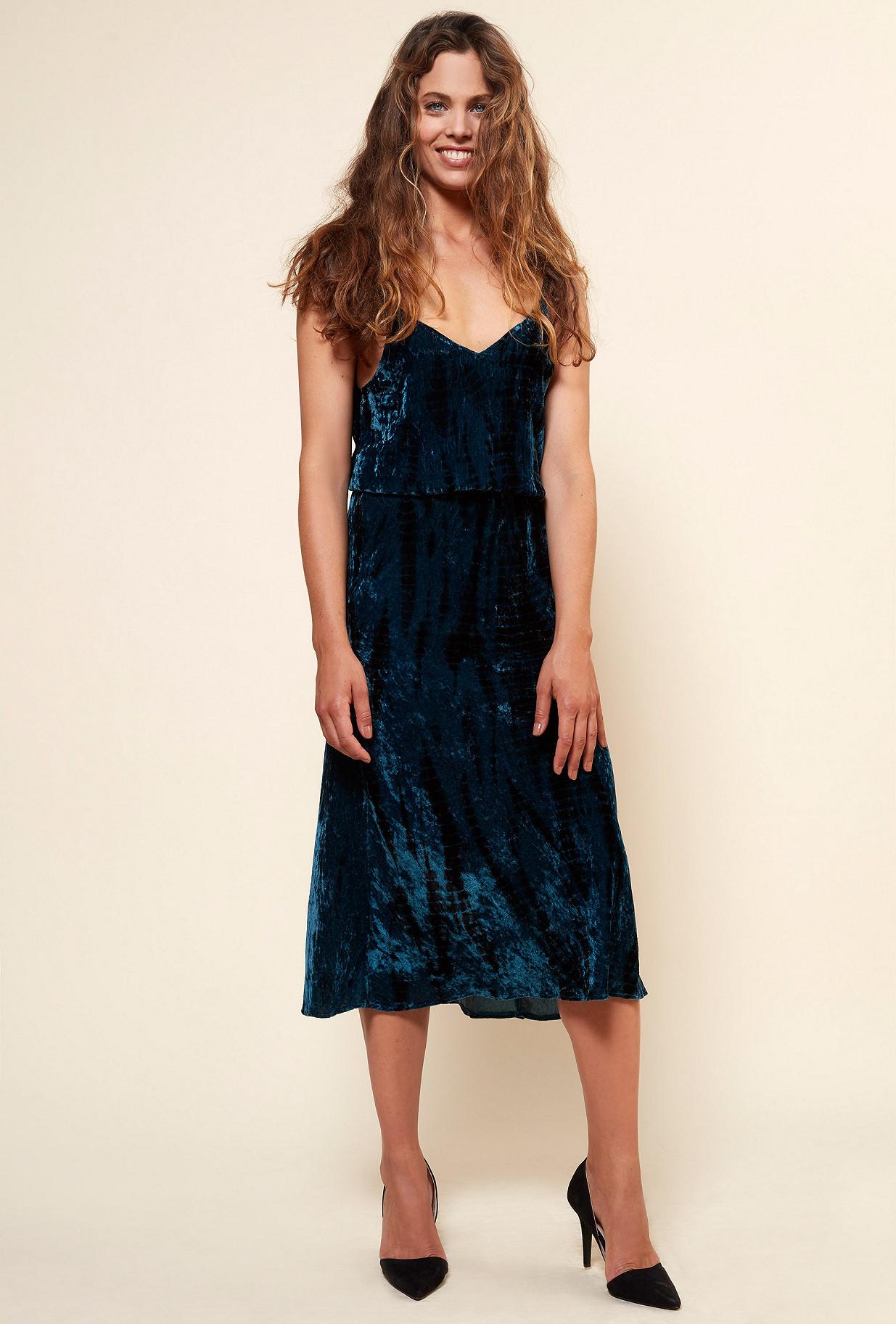 Paris boutique de mode vêtement Robe créateur bohème  Suzie