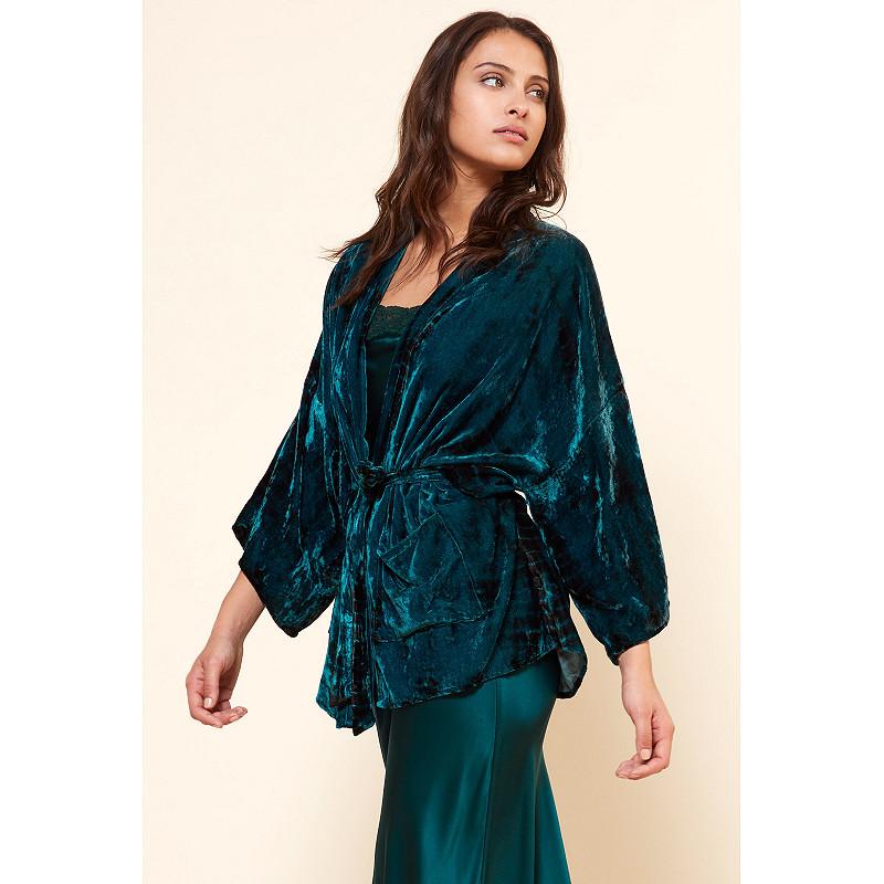Paris boutique de mode vêtement KIMONO créateur bohème  Suzon