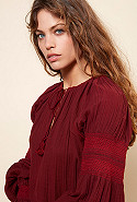 clothes store Blouse  Tircis french designer fashion Paris