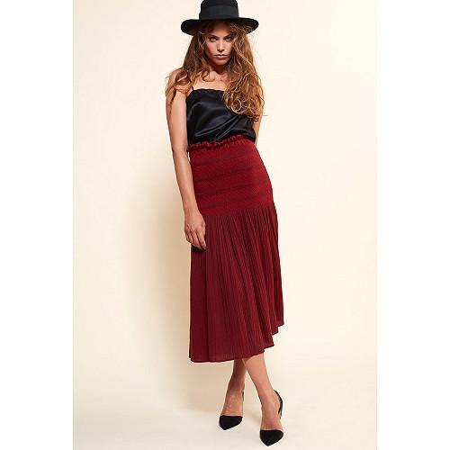 Red Skirt Toinette