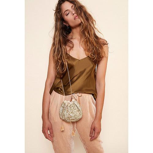 Bag Sirius Mes Demoiselles color Gold