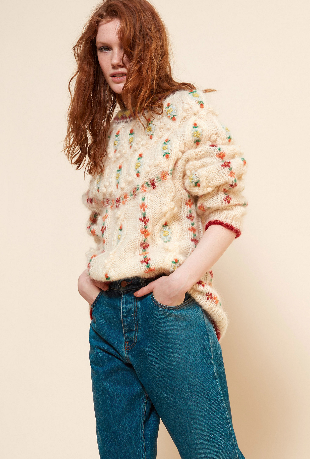 clothes store Knit  Cheerleader french designer fashion Paris