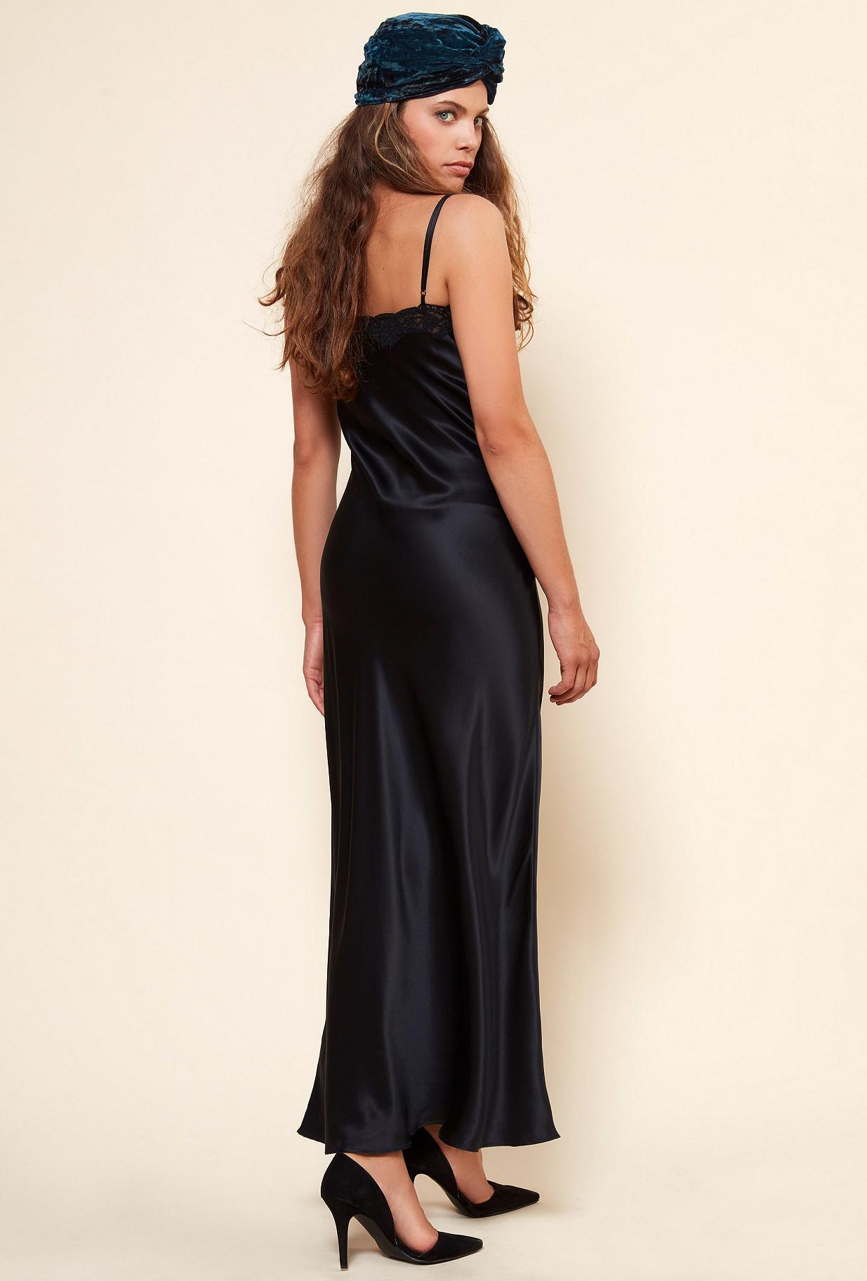 Robe Noir  Alicante mes demoiselles paris vêtement femme paris