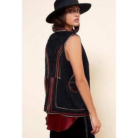 clothes store JACKET  Anastasia french designer fashion Paris