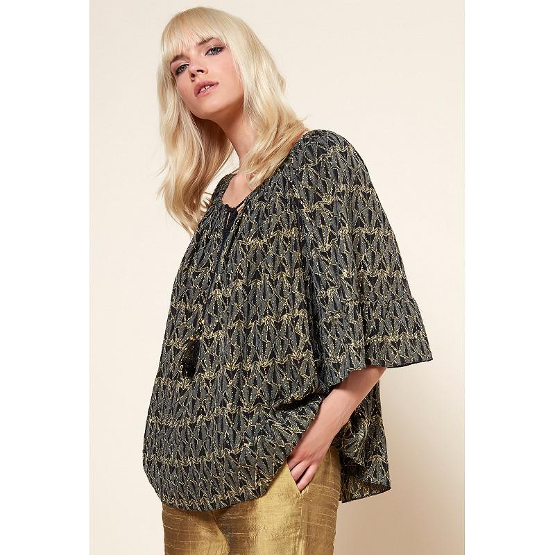 Paris clothes store Blouse  Bacchante french designer fashion Paris