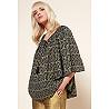 Paris boutique de mode vêtement Blouse créateur bohème Bacchante