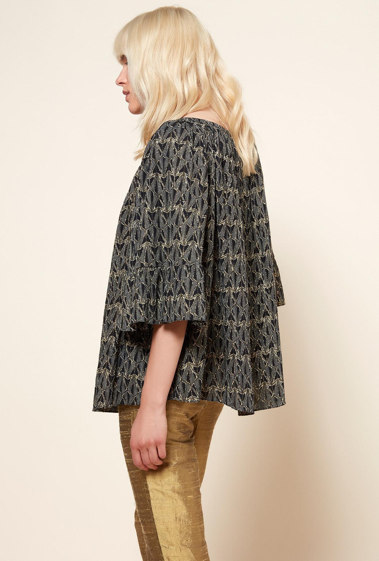 clothes store Blouse  Bacchante french designer fashion Paris