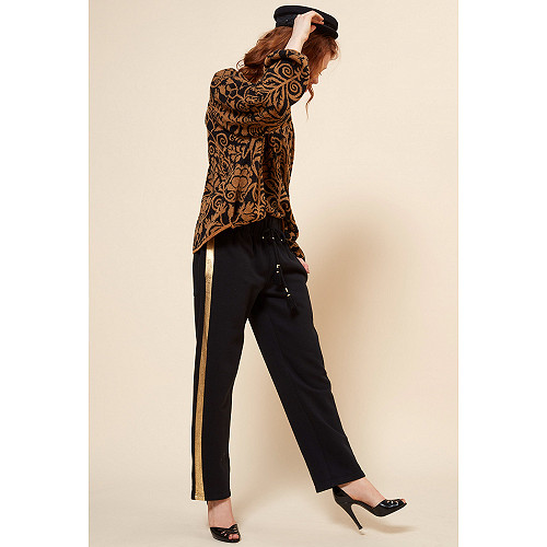 PANTALON Noir Carl Mes Demoiselles Paris