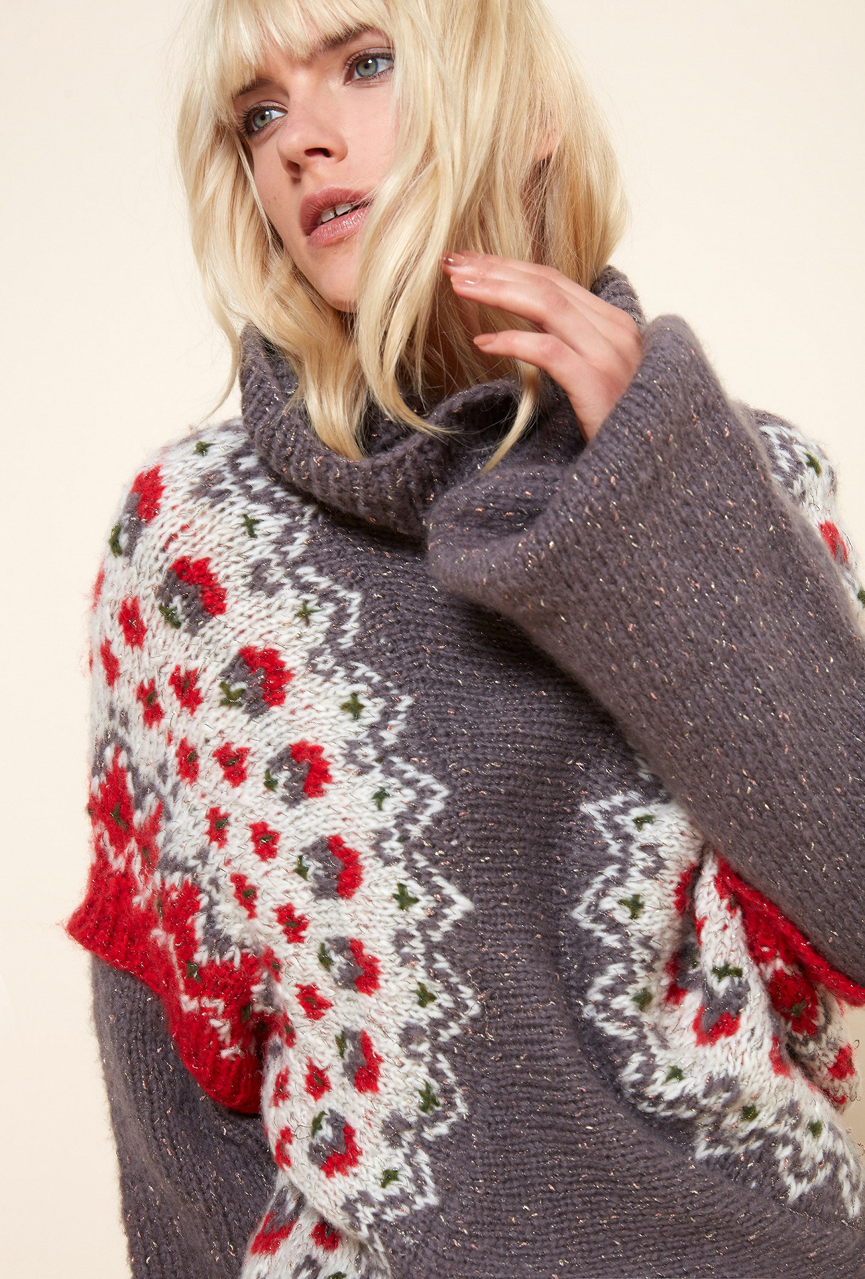 Paris boutique de mode vêtement Maille créateur bohème  Charlotte