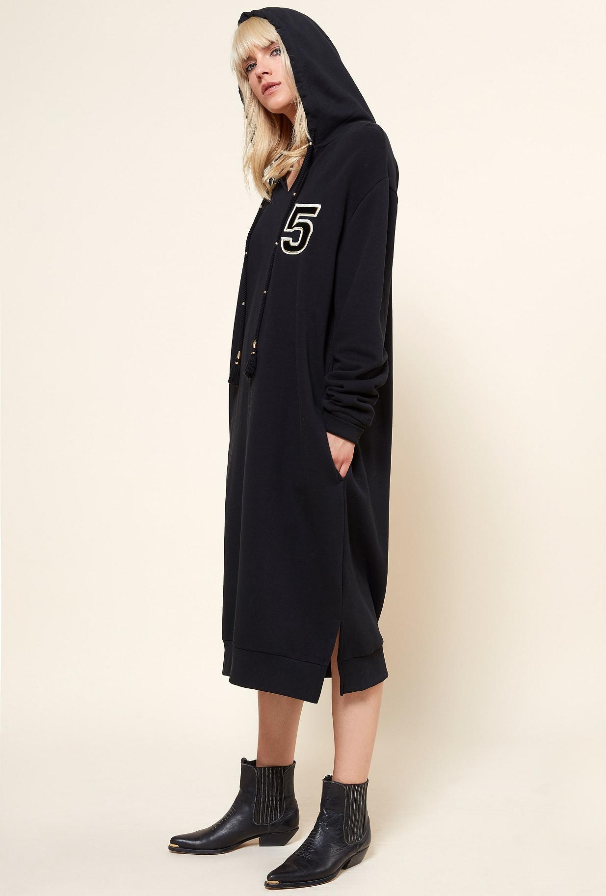 Black  Sweater  Coco Mes demoiselles fashion clothes designer Paris