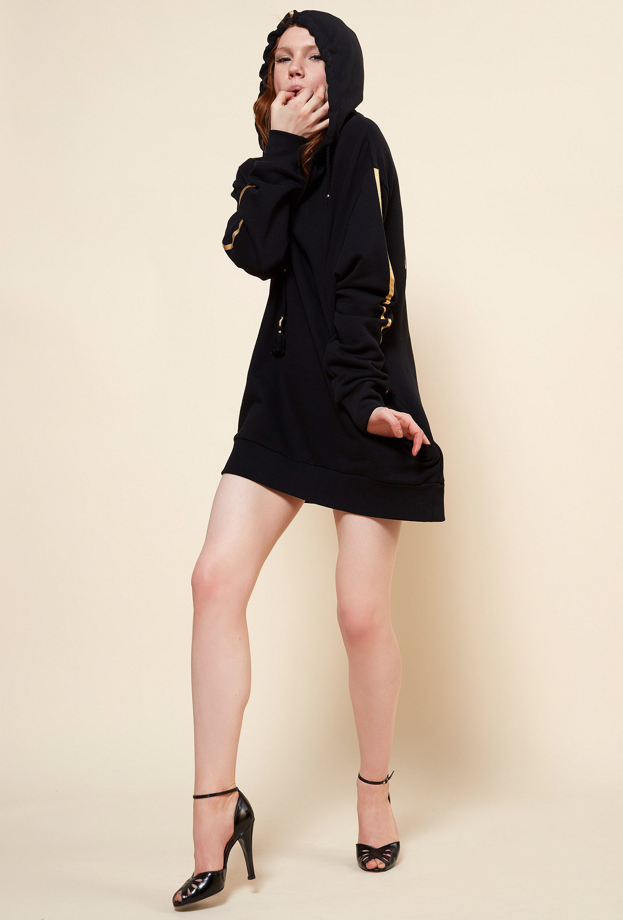 Black Sweater Colette Mes Demoiselles Paris