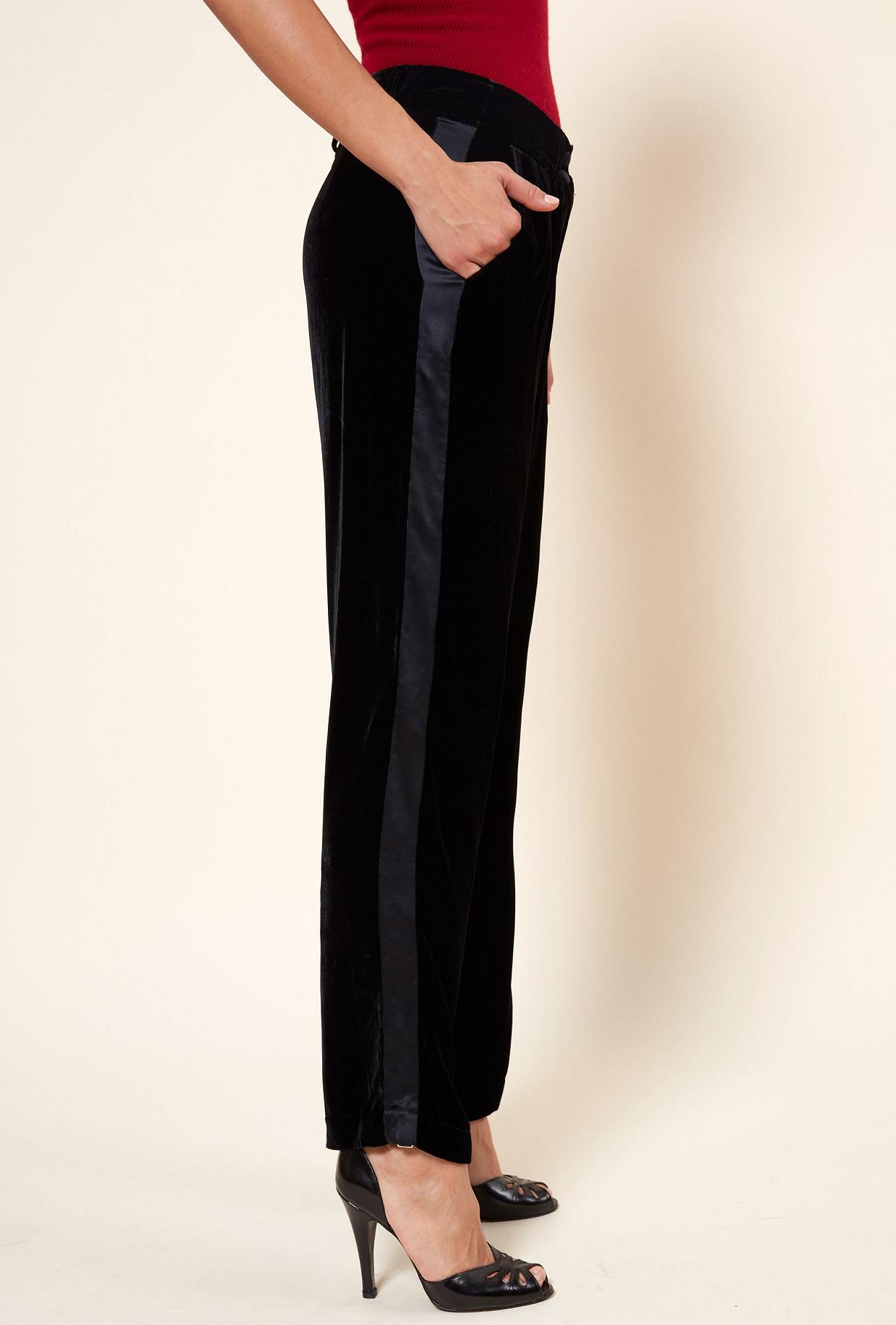 Paris boutique de mode vêtement PANTALON créateur bohème  Dietrich