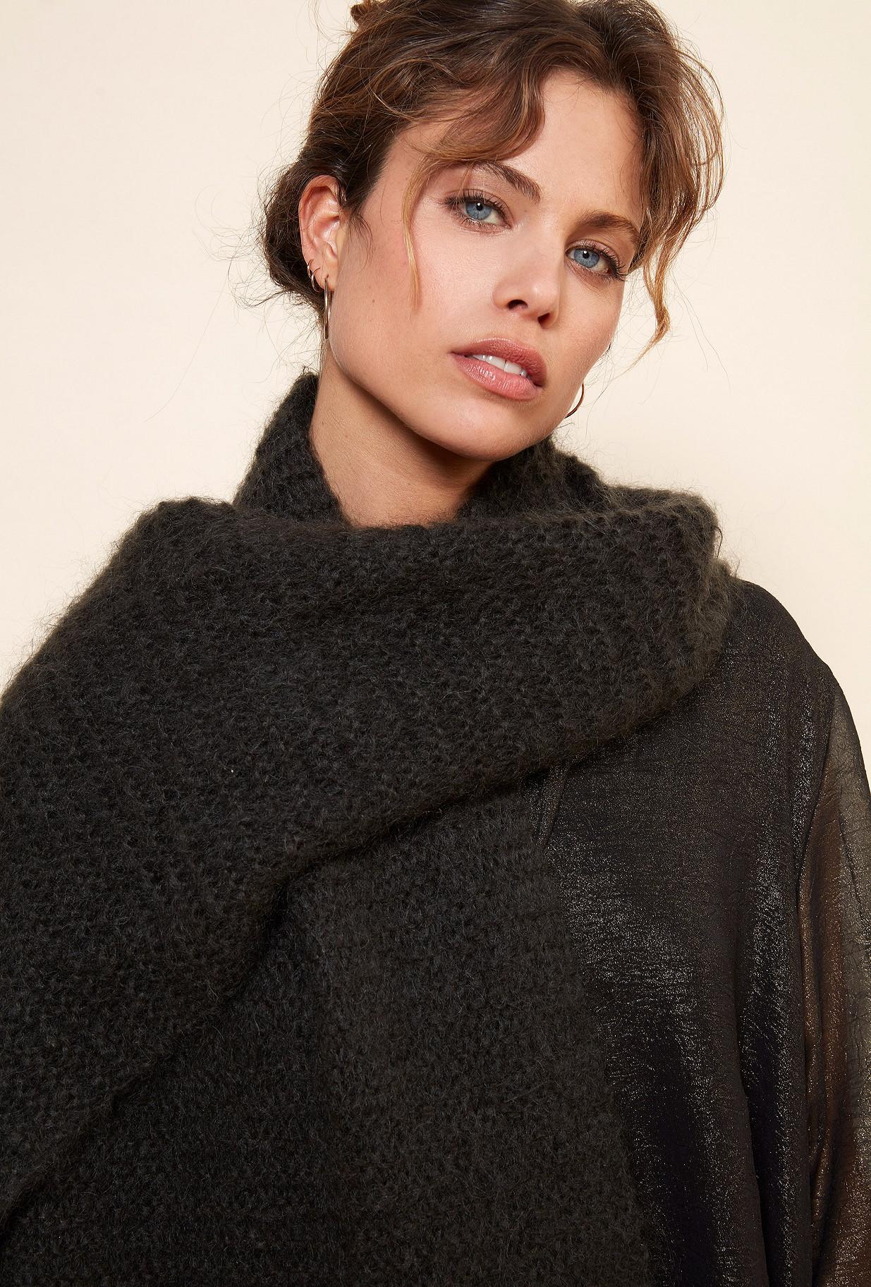 Paris boutique de mode vêtement Écharpe créateur bohème  Jaz