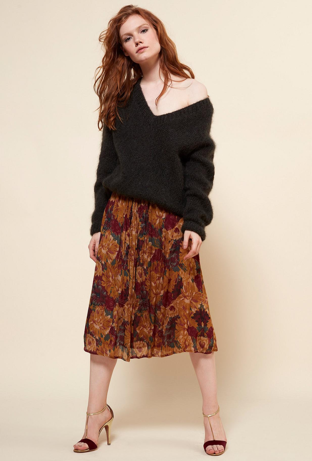Khaki Knit Juverny