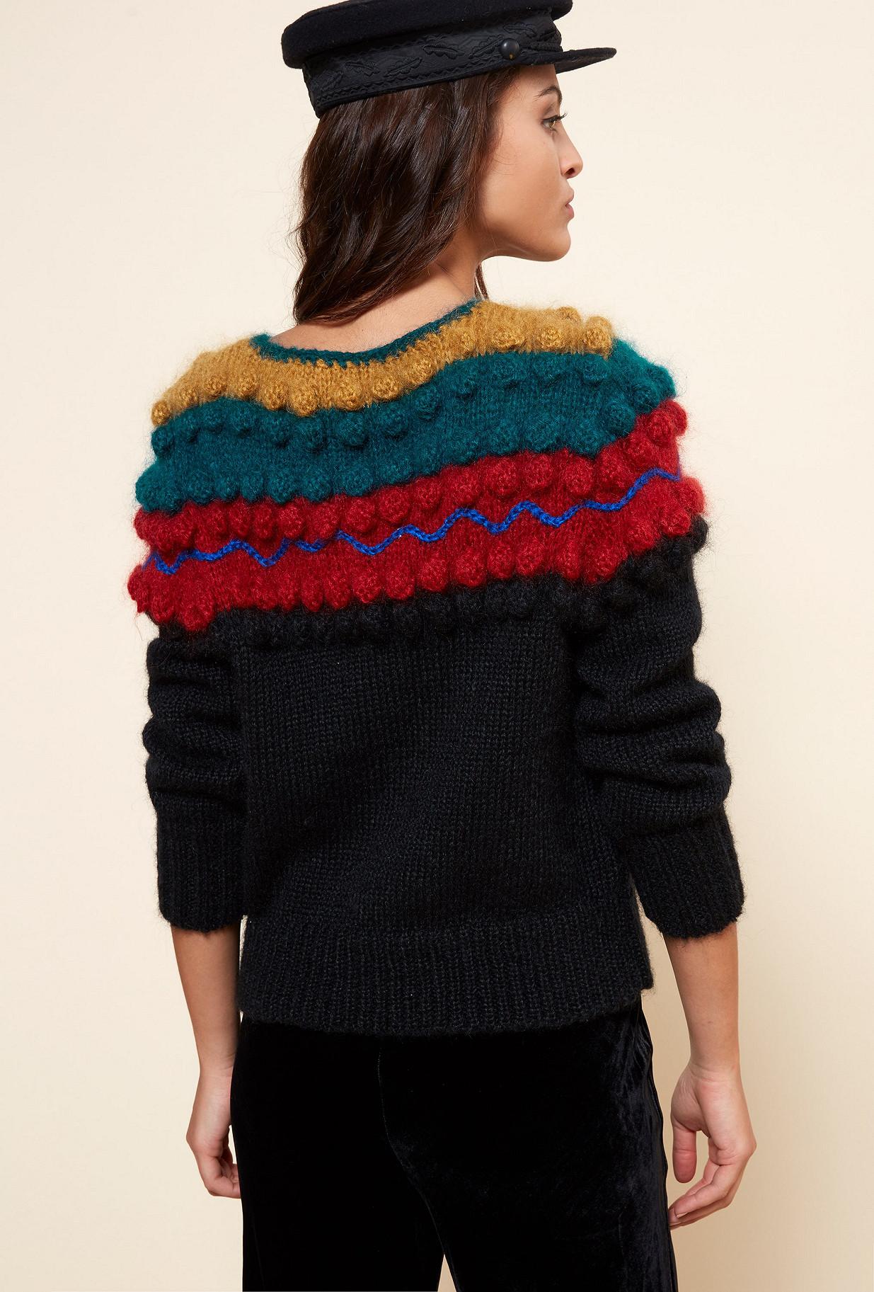 Paris boutique de mode vêtement Maille créateur bohème  Manolo