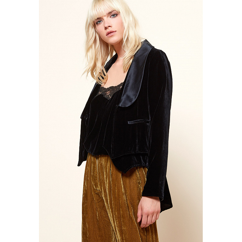 Paris boutique de mode vêtement VESTE créateur bohème  Marcello