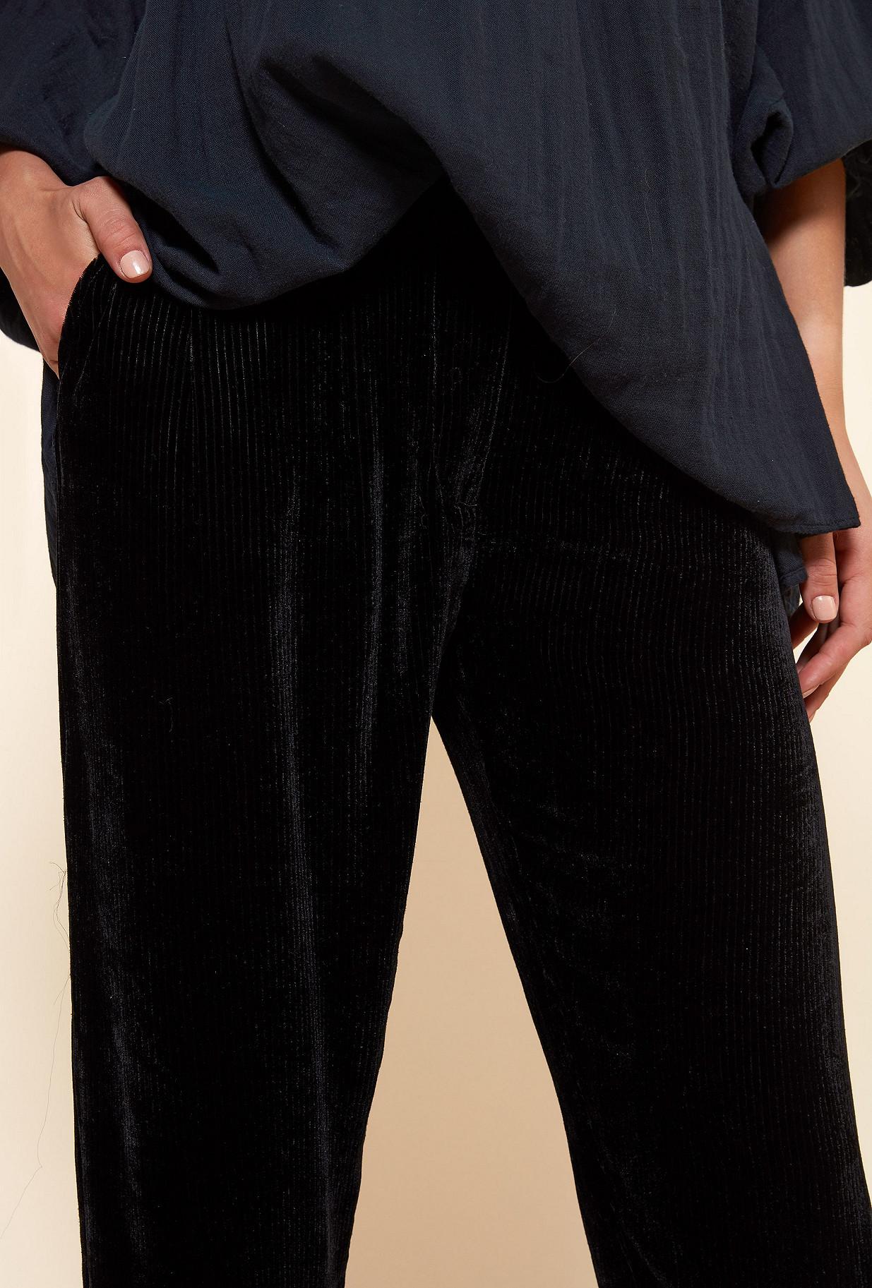 Black PANT Massimo Mes Demoiselles Paris