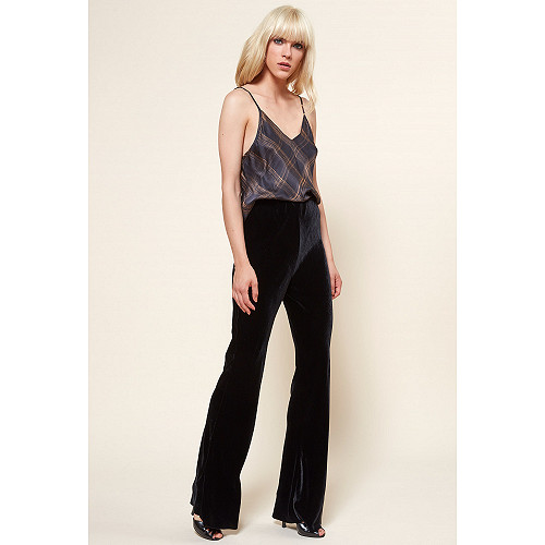 PANT Monica Mes Demoiselles color Black