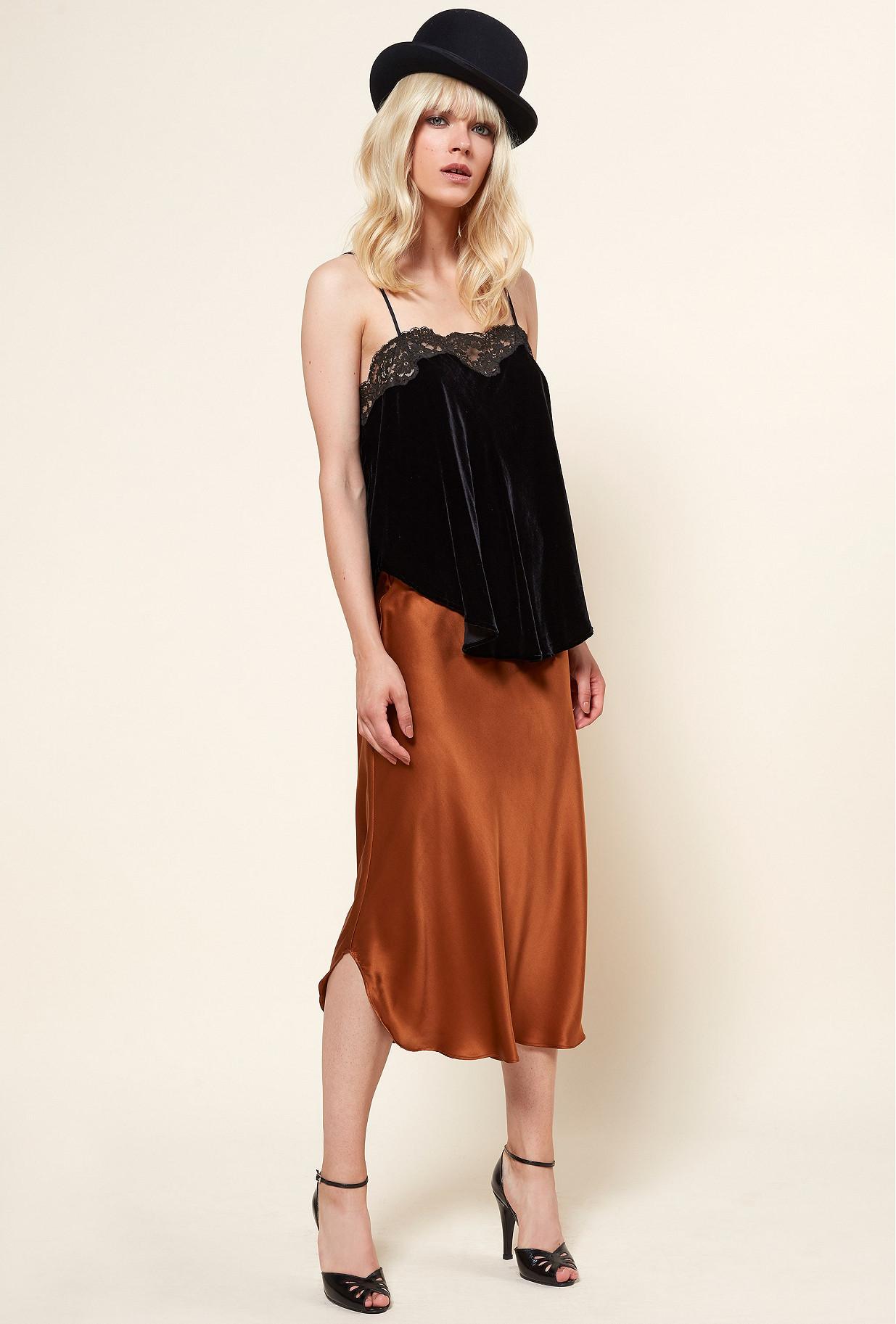 Paris boutique de mode vêtement TOP créateur bohème  Muccia