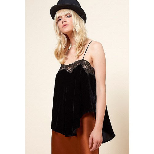 TOP Noir Muccia Mes Demoiselles Paris