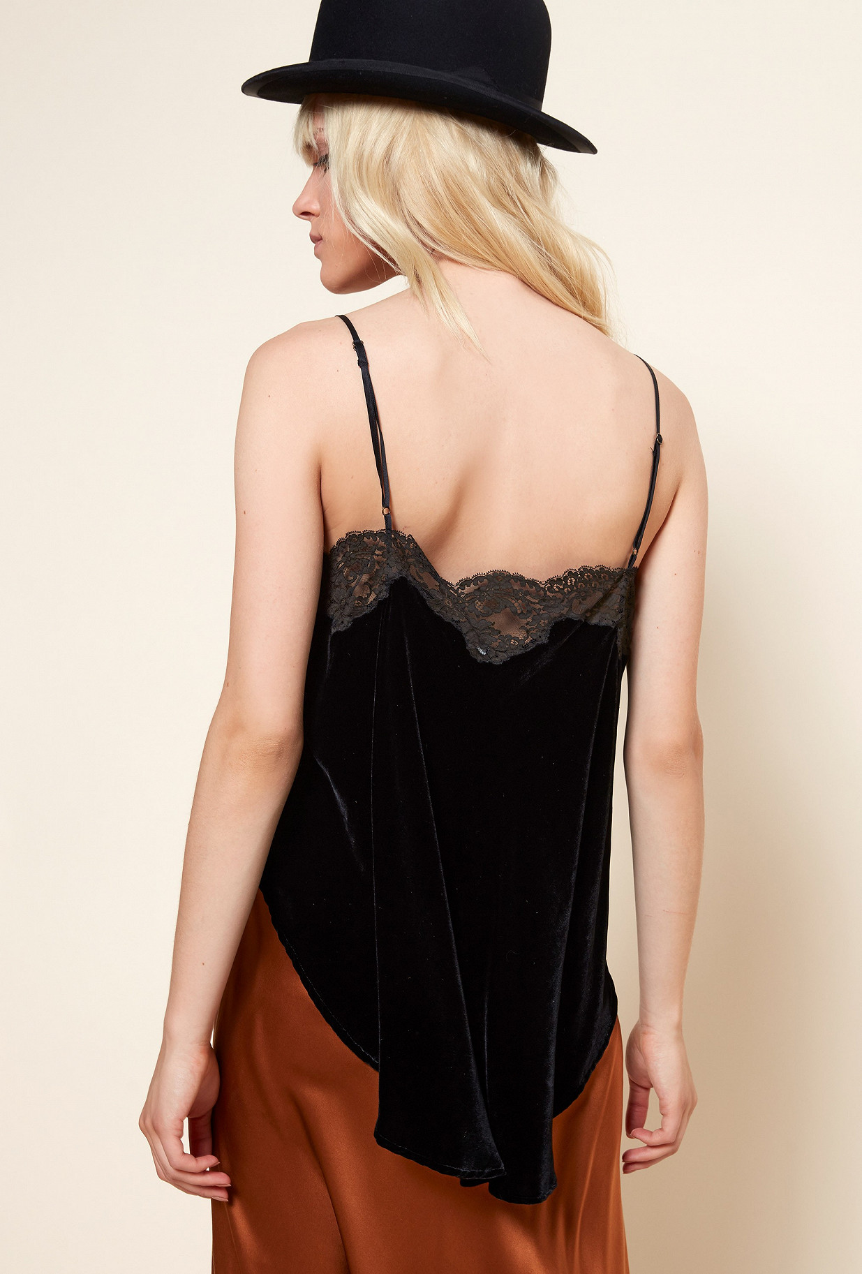 Black TOP Muccia Mes Demoiselles Paris