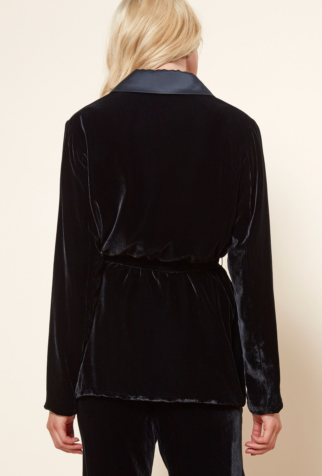 Black JACKET Newton Mes Demoiselles Paris