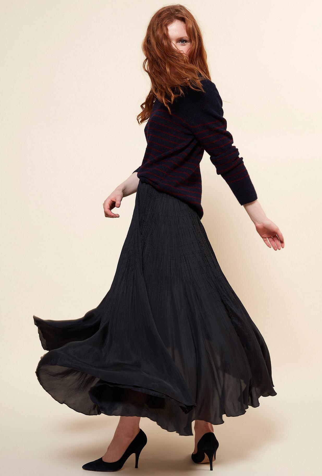 Jupe Noir  Phedre mes demoiselles paris vêtement femme paris