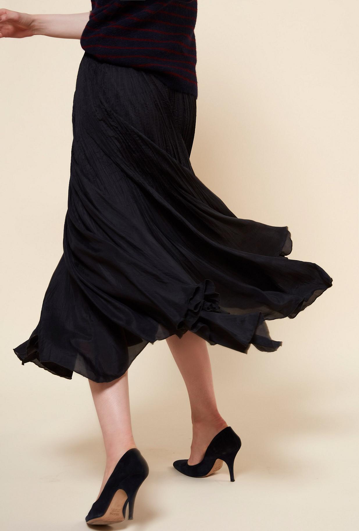 Black Skirt Phedre Mes Demoiselles Paris