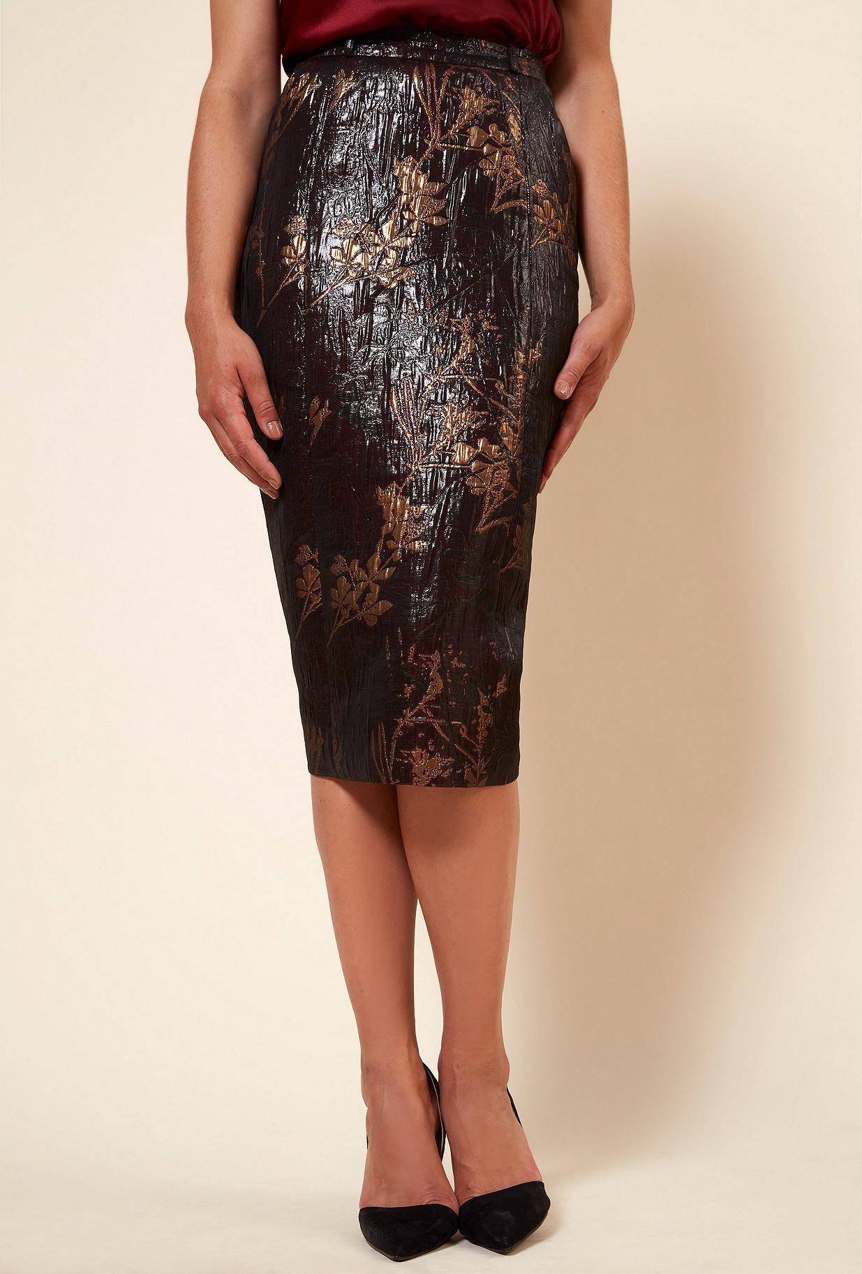 Paris clothes store Skirt  Quantic french designer fashion Paris