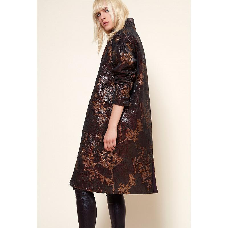 Paris boutique de mode vêtement MANTEAU créateur bohème  Quartz